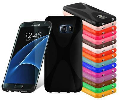 Case for Samsung Galaxy Protection Cover X Motiv Bumper Silicone Shockproof