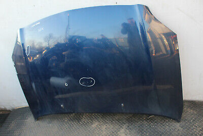 2006 Toyota Avensis Front Bonnet In Blue
