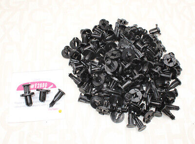 US 100 Pcs For Subaru Engine Cover and Fender Liner Clips 90913-0067