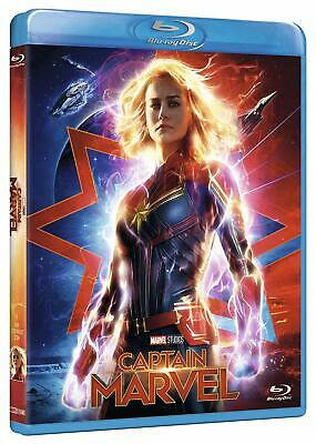 CAPTAIN MARVEL (BLU-RAY) Samuel L. Jackson, Lee Pace, Jude Law