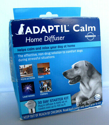 Adaptil Calm Home Diffuser for Dogs 30 Day Starter Kit