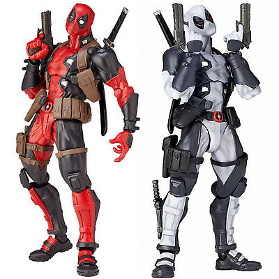 Marvel Superheld Figuren X-Men Deadpool PVC Actionfigur Figur Figuren Spielzeug