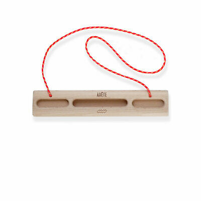 Arête Climbing Portable Fingerboard Hangboard Warm-Up Training Crag Stick