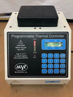 MJ Research Programmable Thermal Controller, thermocycler, PCR