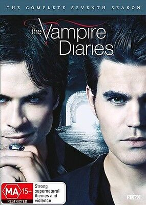 Vampire Diaries : Season 7 : NEW DVD