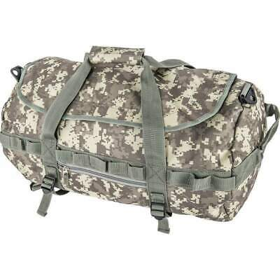 """20"""" Heavy Duty Camo BACKPACK & TOTE BAG Book Travel Gym Hunting Hiking Gear 600d"""