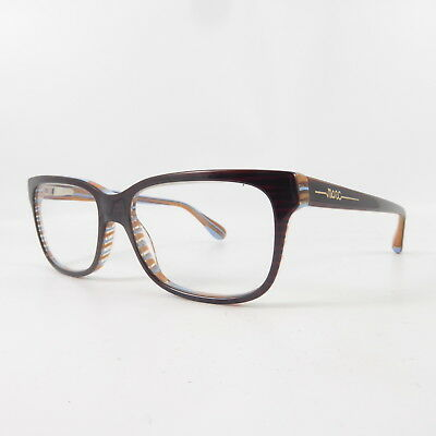 Beauty & Gesundheit Marc By Marc Jacobs Mmj 601 53 16 140 Braun Oval Brille Brillengestell