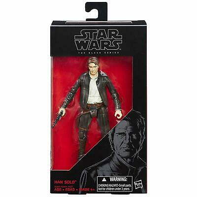 """Star Wars Han Solo The Black Series 6"""" Action Figure 18"""