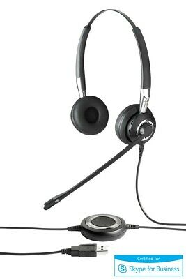 Casque Micro Jabra Biz 2400 Ms Usb Duo