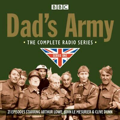 Dad's Army The Complete Radio Series One by David Croft 9781471366567