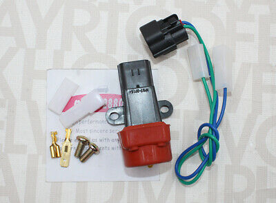 INERTIA SWITCH CRASH Fuel Cut Off Device With Fitting Kit