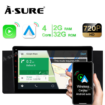 "Für BMW X5 E53 5er E39 7"" GPS DVD Navigation Autoradio USB Stereo MP3 16 GB Card"