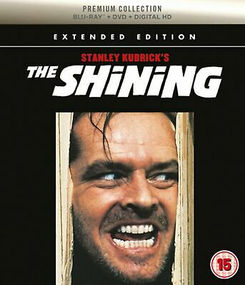 Blu-Ray  The Shining  Premium Exclusive Edition  Brand New Sealed Uk Stock