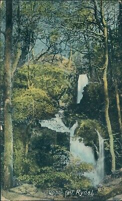 Rydal, Upper fall; BB; 1907