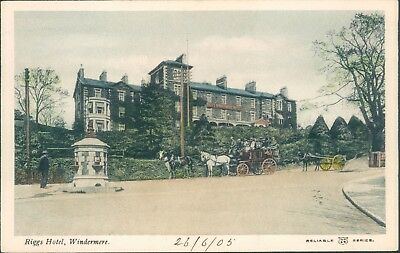 Windermere; riggs hotel; reliable series