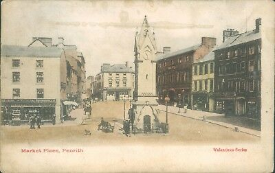 Penrith market place