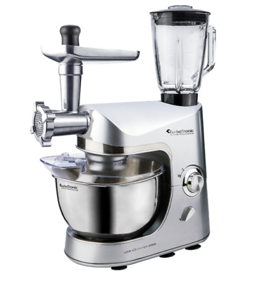 TurboTronic 2000W Professional Full Set Food Stand Mixer +Meat Grinder  T07
