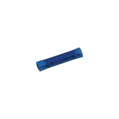 3M(TM) Butt Connector, Vinyl Insulated Butted Seam 16-14 AWG, 94788, 62-P