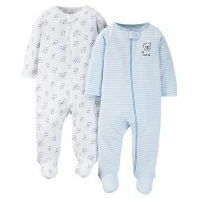 Precious Firsts by Carters Boys' 2 Pack Sleep N' Play - Puppy (3 Months) - NEW