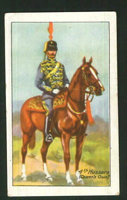 James Illingworth - Cavalry - 4th The Queen's Own Hussars