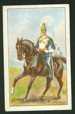 James Illingworth - Cavalry - 17th Duke of Cambridge's Own Lancers