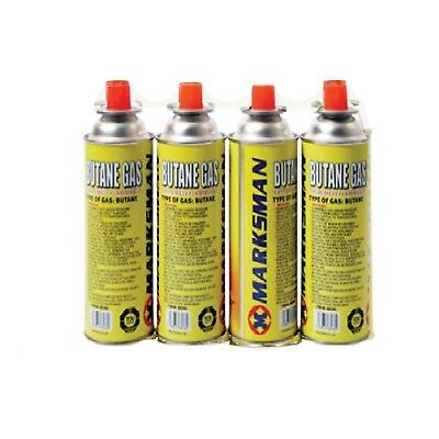 4x Weed Burner Butane Gas Bottle Canisters Blast Flame Garden Clean Plants Patio