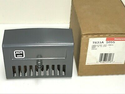Honeywell, ADT Cover, T631a 1055 Agricultural Temp Control 35-100f Farm-o-stat