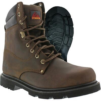Itasca Men's Force 10 Soft-Toe Work Boots