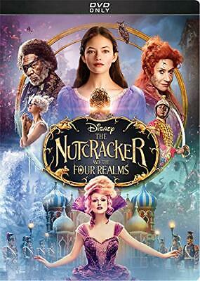 The Nutcracker And The Four Realms (dvd)  Free Shipping