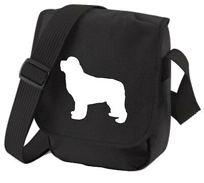 Newfoundland Dog Gift Pack Shoulder Bag Wallet Birthday Gift Newfie Gift Combo