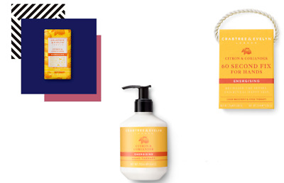 ❤Free Ship❤ New CRABTREE & EVELYN  - Choose Your Favorite Citron Product