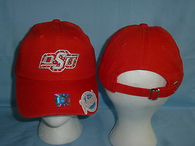new arrival 8ea20 8efd1 OKLAHOMA STATE COWBOYS Lotus style CAP HAT T.O.W. Womens OSFA size NWT  20  or