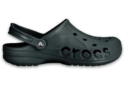 Crocs Baya Unisex Clogs - Black