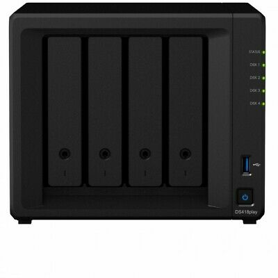 Synology Diskstation DS418play Bay Network Attached Storage