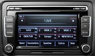 Autoradio Rcd510  Golf Passat