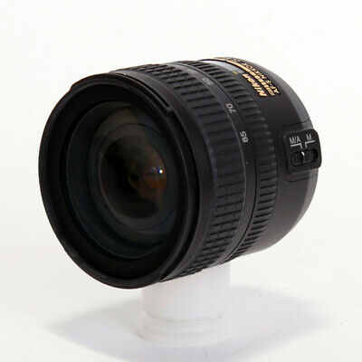 Nikon AF-S Nikkor 24-85mm F/3.5-4.5 G ED Lens from Japan