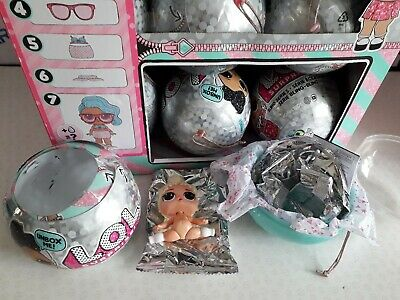 Genuine LOL L.O.L Surprise Bling Series Ball - PINK BABY DOLL B-012 -  NEW