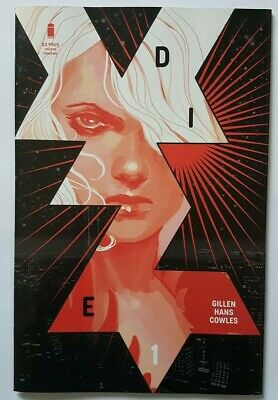 DIE #1 - 4th PRINTING VARIANT COVER - IMAGE COMICS 2019 NEW NM UNREAD