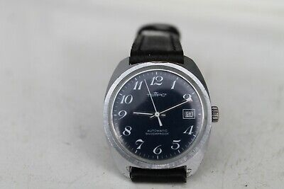 Old Vintage Wrist Watch Made Swiss TEMPIC Automatic