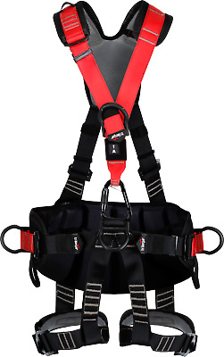 Traega Premium Safety 5point Harness, Arborist, Construction, Working at Height