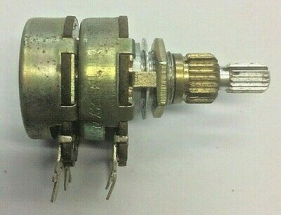 Potentiometer - Concentric: Noble 23Z (160K & 13.5K)