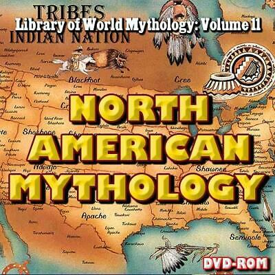 World Mythology 11: North American Mythology - 1 DVD-ROM