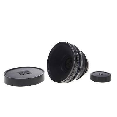 Zeiss Compact Prime CP.2 18mm f/3.6 T* (Feet) Lens - EF Mount SKU#1123046