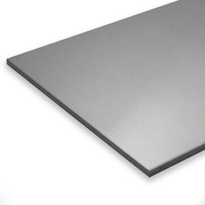Stainless Steel Sheet Metal 2,0mm 1.4301 Plate Board V2a