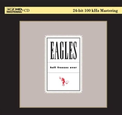 Eagles, The-HELL FREEZES OVER CD NEW