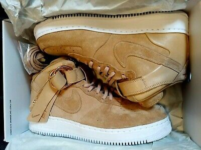 6f50a72d18f96 NIKE MEN'S AIR Force 1 MID CMFT V CRUZ Vachetta Tan Size 8 AO9298 ...
