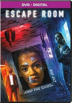 Escape Room (DVD,2019)