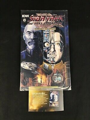 Star Trek: The Next Generation Mirror Universe Comic Loot Crate Exclusive
