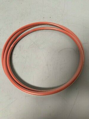 """Pall 1000-3142 Filter Housing Silicone O-Ring 39"""" x 1/4"""" Seal/Gasket"""