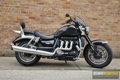 TRIUMPH ROCKET 3 Motorcycle  Spare Parts also available FOR